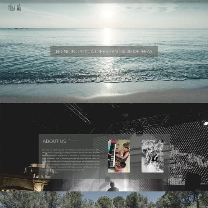 Ibiza web design